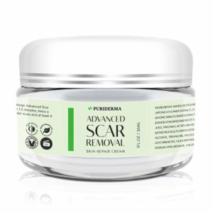PuriderMa Advanced Scar Removal Cream