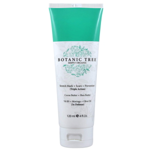Botanic Tree Stretch Marks Cream