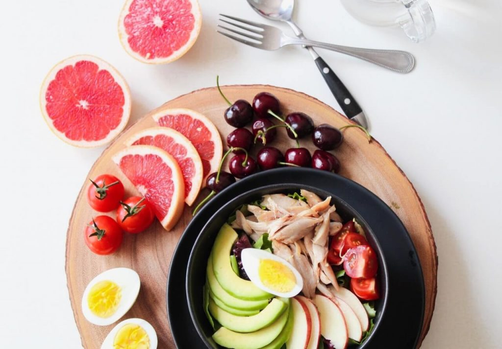 healthy diet for preventing stretch marks