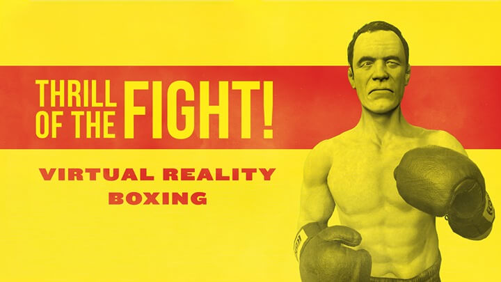 the thrill of the fight vr